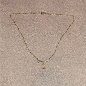 Gold Plated (Girl/Women) Fashion Necklace